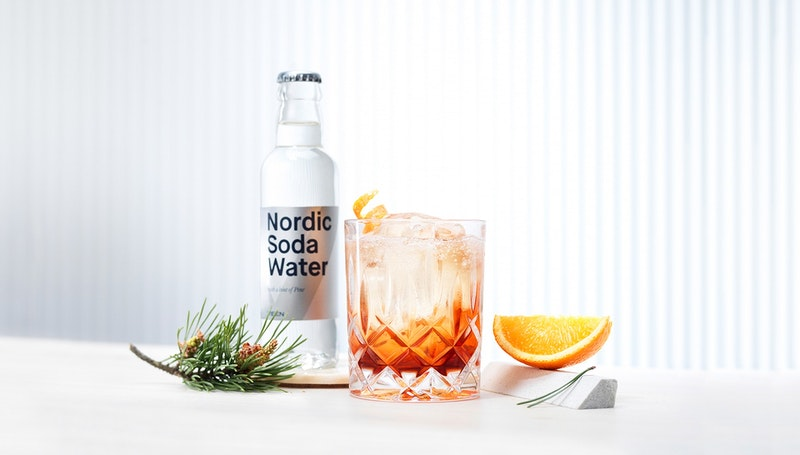 Veen Nordic Mixers are the smoothest water in the world