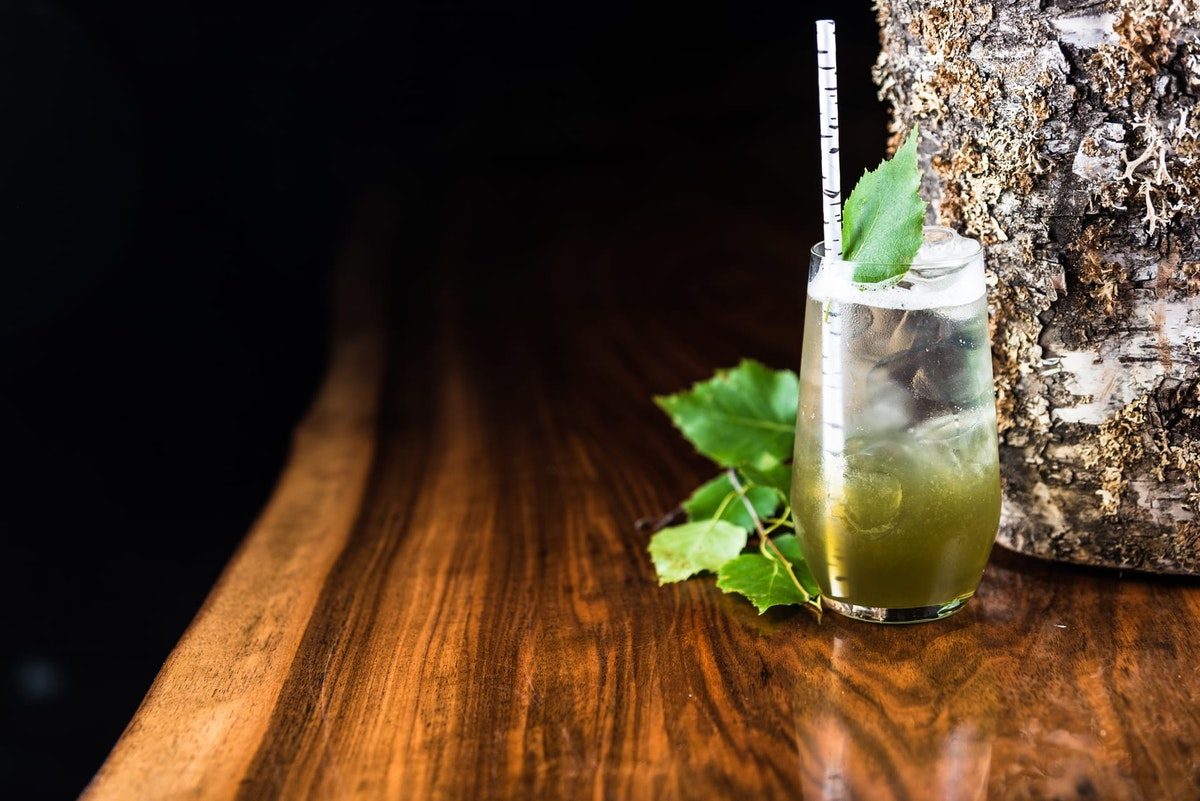 A21 pioneered the nordic cocktail experience