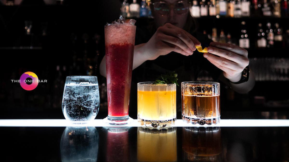 Flavourium Tripla Ruoka ja Cocktailit