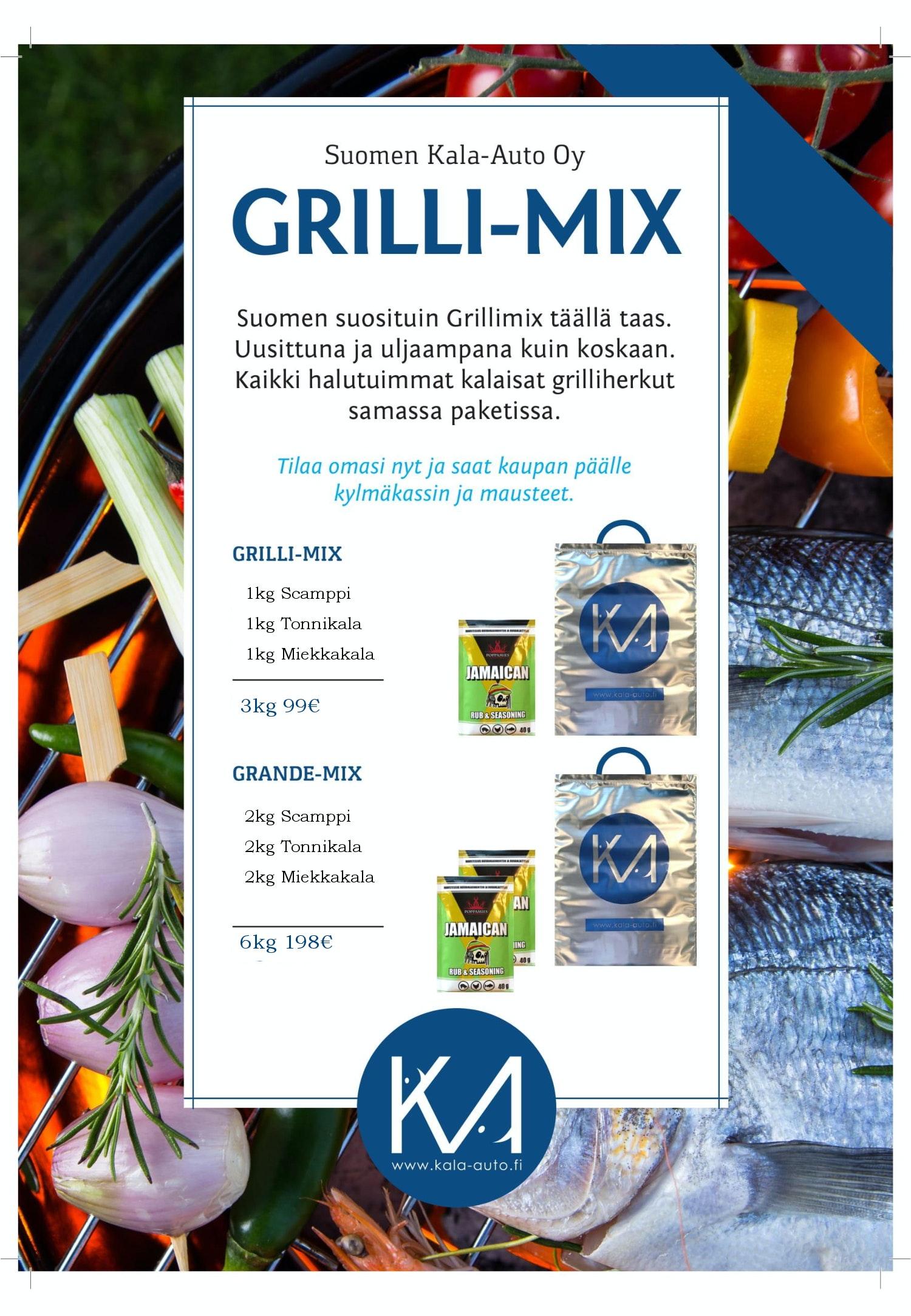 Grilli-Mix